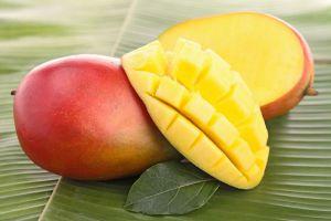 Важный гость из страны слонов – манго. Не только вкусный, но и полезный!