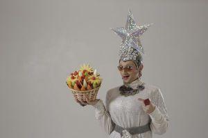 Почему все любят наши фруктовые букеты?