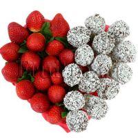 Почему на 14 февраля дарят фруктовые букеты?