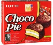 Печенье LOTTE ChocoPie, 336 г