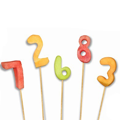 Цифры и буквы