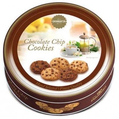 Печенье Danesita с кусочками шоколада, 454 г