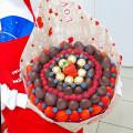 """Ягодный букет """"Мальвина в шоколаде"""""""