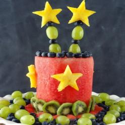 "Тортик из арбуза ""Вечеринка"""