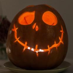 """Тыква на Хэллоуин """"Джек"""""""