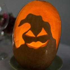 """Тыква на Хэллоуин """"Палач"""""""