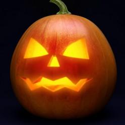 """Тыква на Хэллоуин """"Заклинатель"""""""