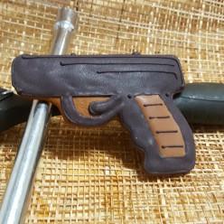 """Имбирный пряник """"Пистолет"""""""