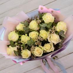 Букет из цветов Нежность