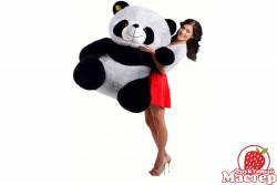 Игрушка панда 125 см